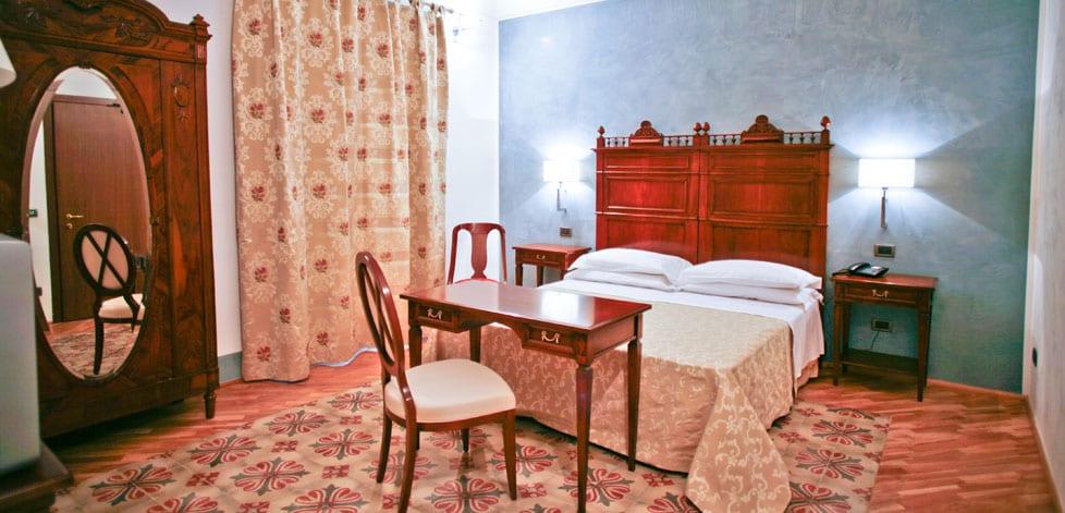 Historisk hotell i Marsala