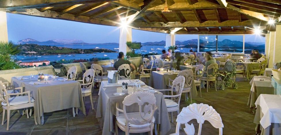 Hotell i Porto Cervo