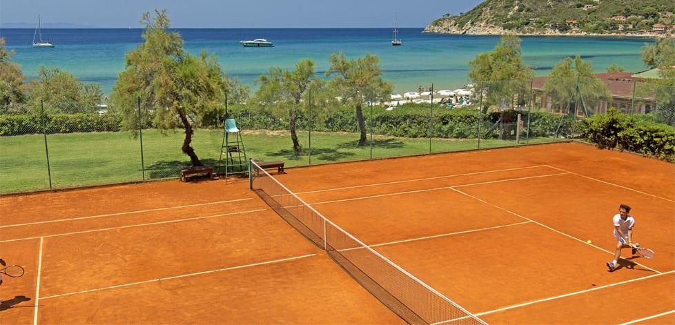 Hotell på Elba