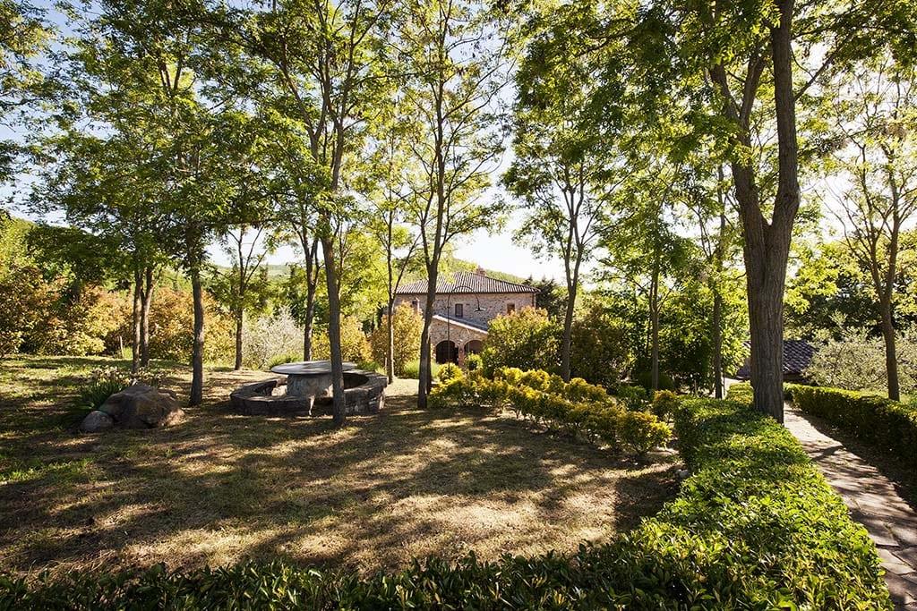 Villa il Guilione ved Trevinano