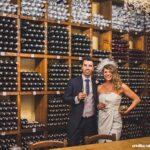 Bryllup på Vingård ved Greve i Chianti