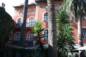 Historisk hotell i Pietrasanta
