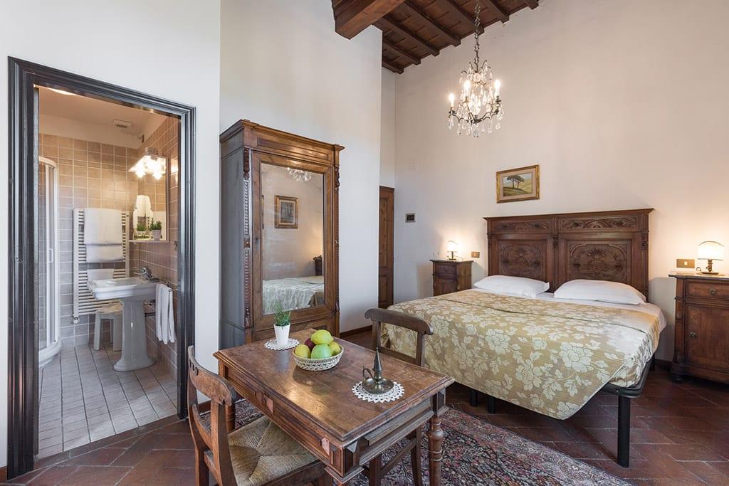 Historisk hotell i Panzano