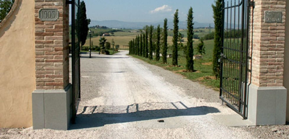 Leilighet ved Montepulciano