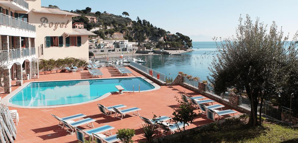 Hotell i Portovenere