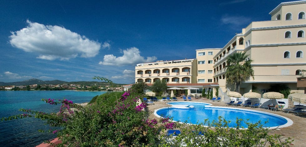 Hotell ved Olbia