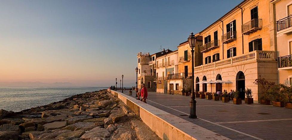 Historisk hotell i Santa Maria di Castellabate