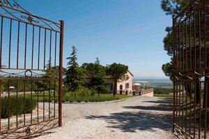 Feriehus ved Montepulciano