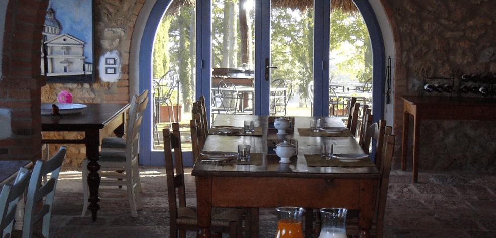 Feriehus ved Sant Albino