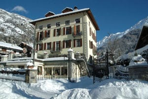 Alpe hotell i Courmayeur