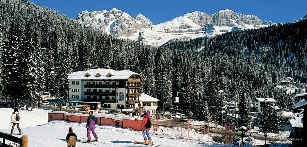 Alpe hotell i Madonna di Campiglio