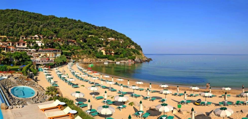 Luksushotell på Elba