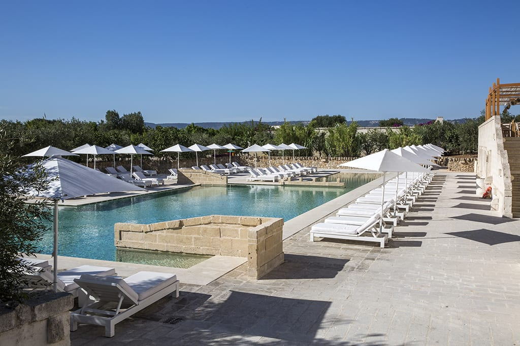 Borg ved Savelletri – 5 stjerners hotell