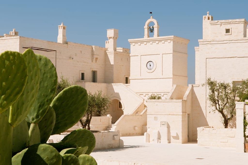 Borgo Egnazia i Puglia