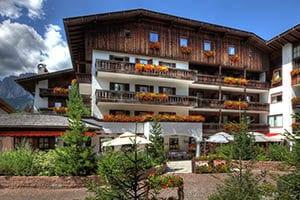 Skiferie i Corvara – 4 stjerners hotell
