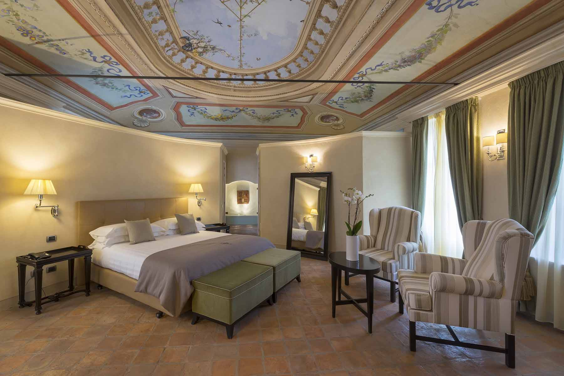 Spa hotell ved Asti i Piemonte