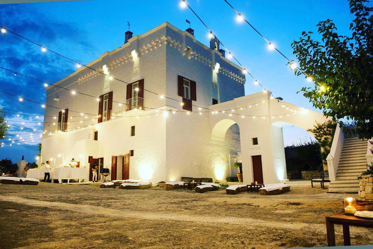 Vakkert Masseria – 5 stjerners hotell i Puglia