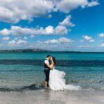 Bryllup på Hotel ved Olbia