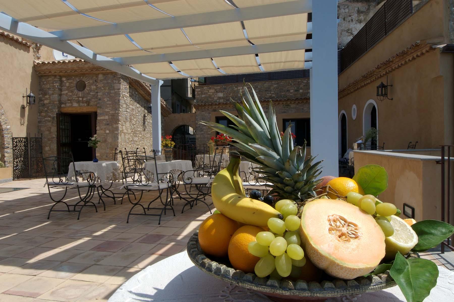 Historisk hotell i Pisciotta ved Palinuro