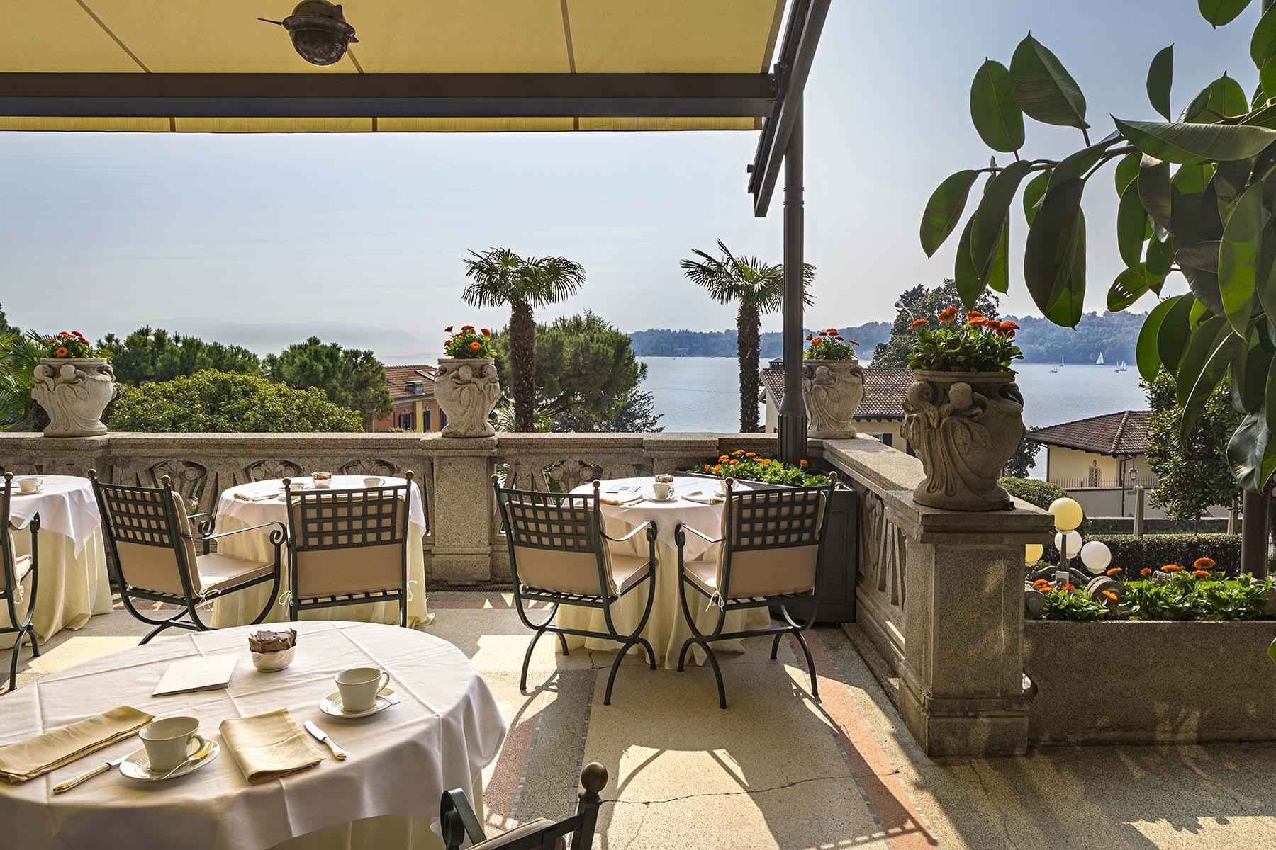 Hotell i Salo ved Gardasjøen